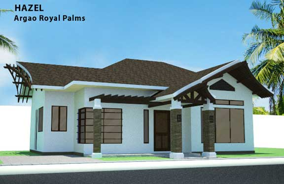 House Plans With Photos Bungalow House Floor Plans in
