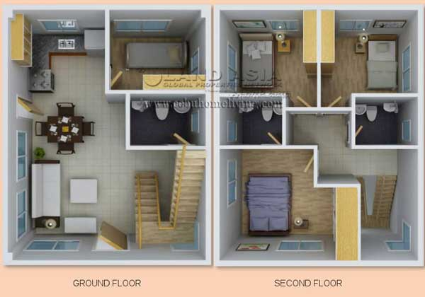 60 sqm house design and plan joy studio design gallery for 120 sqm modern house design