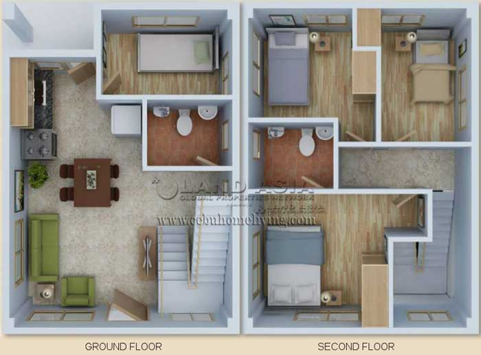 80 sqm house plan house and home design for 120 sqm modern house design