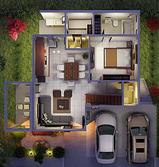 Pre Selling House and lot in Minglanilla VIZKAYA RESIDENCES